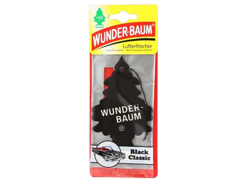 Ароматизатор Wunder-Baum, серия  Борче, аромат Black Classic