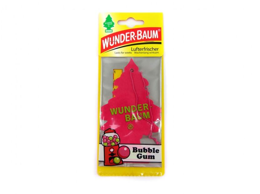 Ароматизатор Wunder-Baum, серия  Борче, аромат Buble Gum