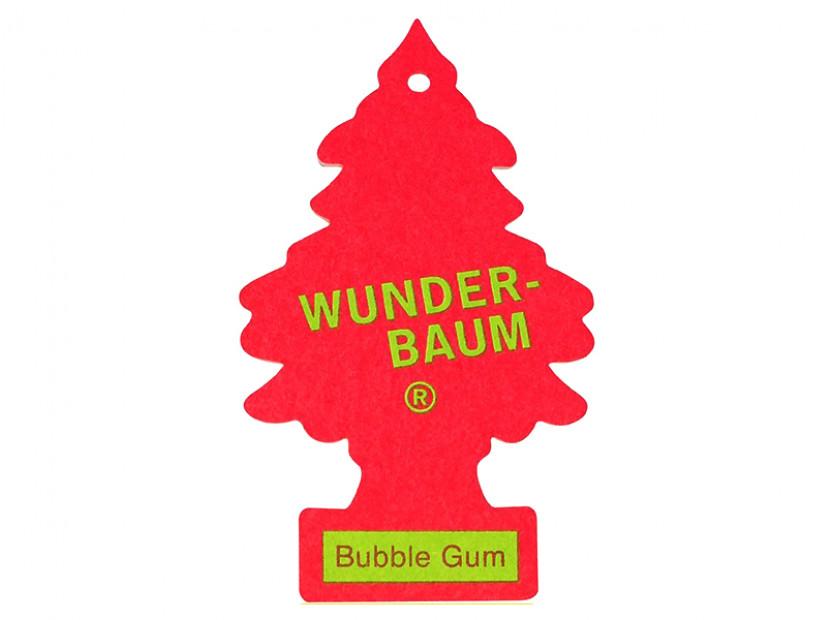 Ароматизатор Wunder-Baum, серия  Борче, аромат Buble Gum 3