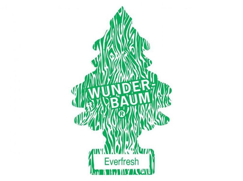 Ароматизатор Wunder-Baum, серия  Борче, аромат Everfresh 2