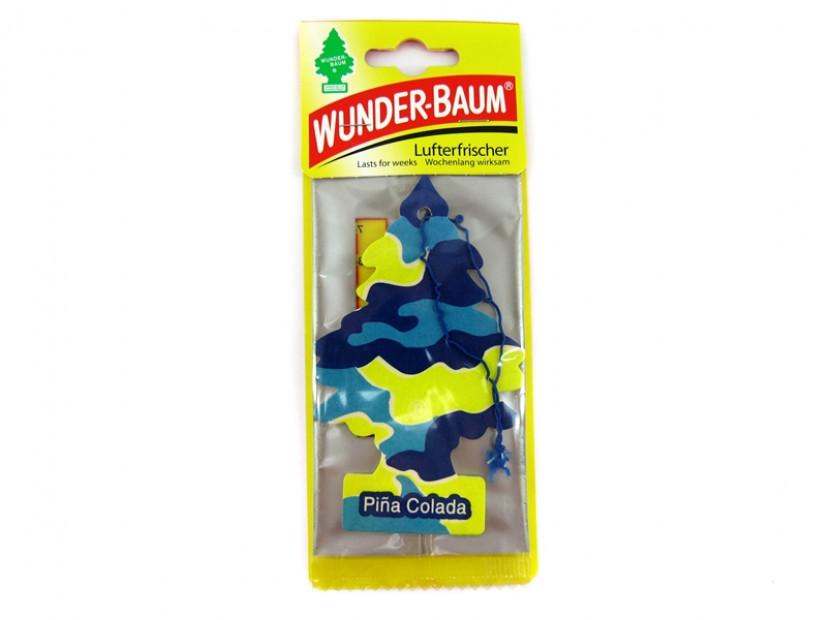 Ароматизатор Wunder-Baum, серия Борче, аромат Pina Colada