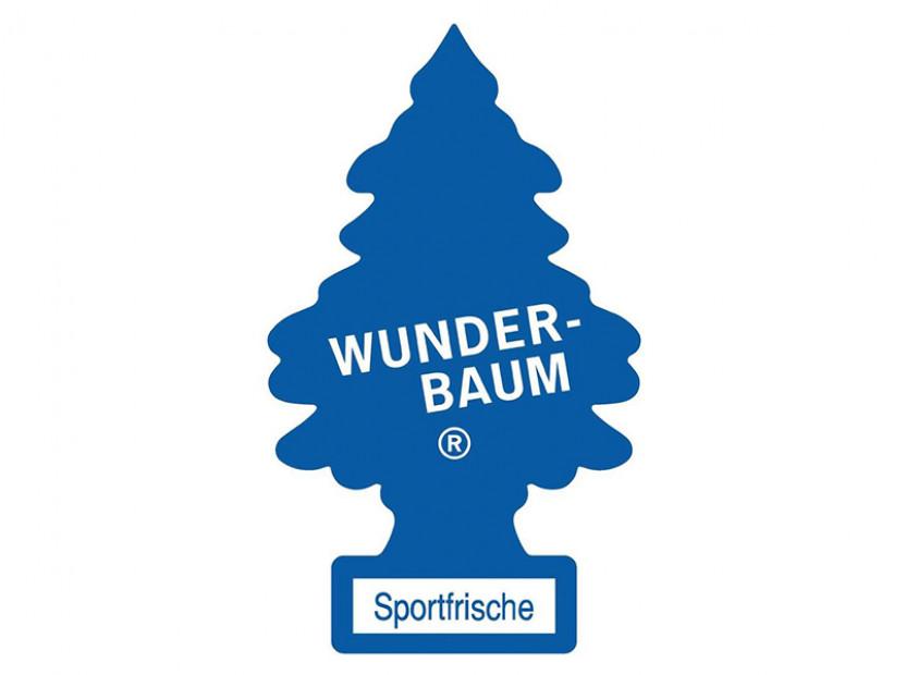 Ароматизатор Wunder-Baum, серия  Борче, аромат Sportfrische 3