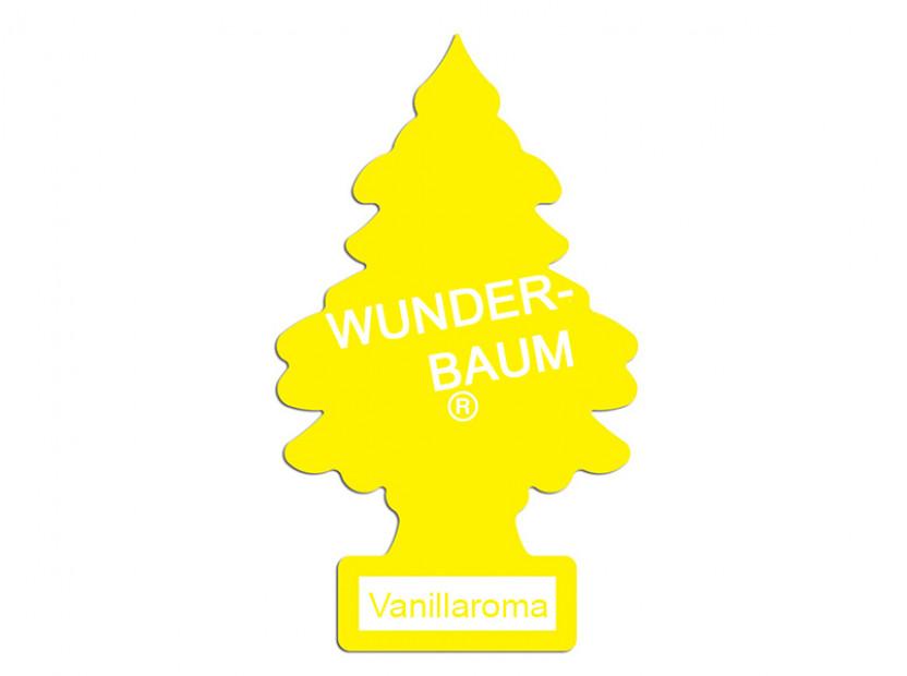 Ароматизатор Wunder-Baum борче Vanillaroma 3