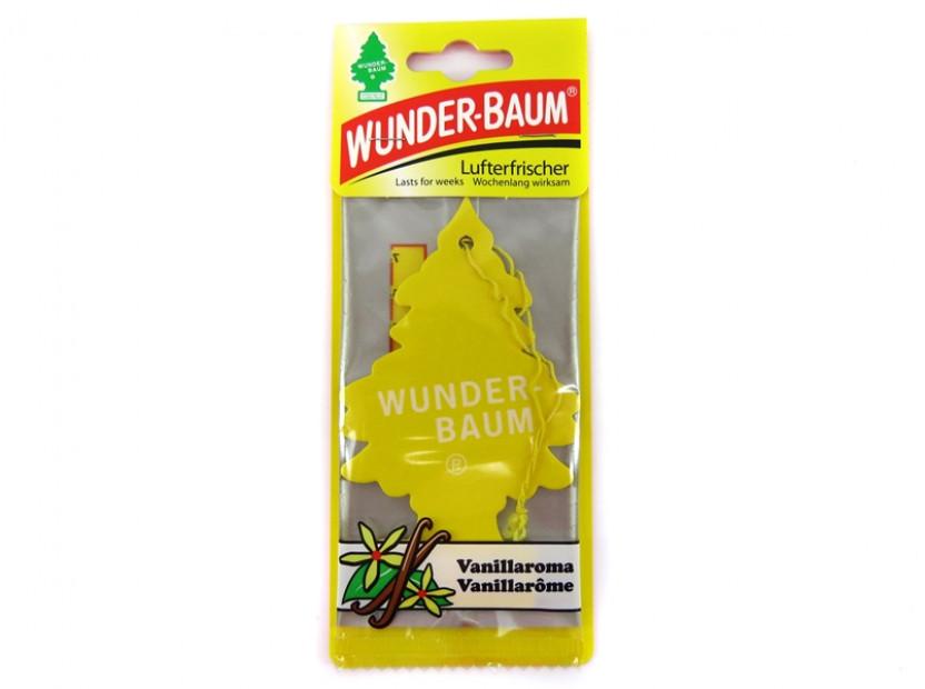 Ароматизатор Wunder-Baum, серия  Борче, аромат Vanillaroma