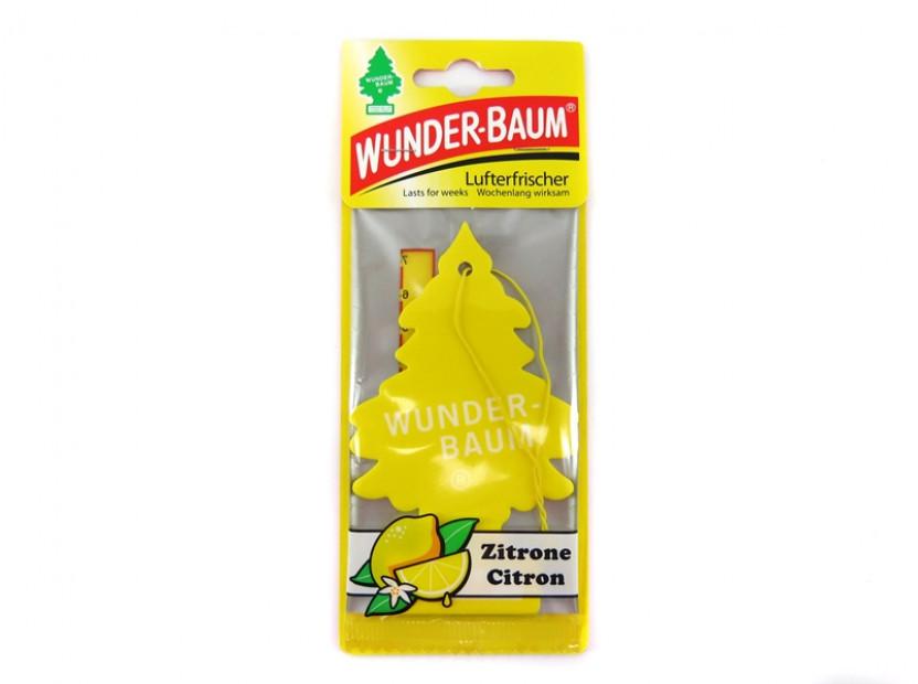 Ароматизатор Wunder-Baum, серия  Борче, аромат Zitrone