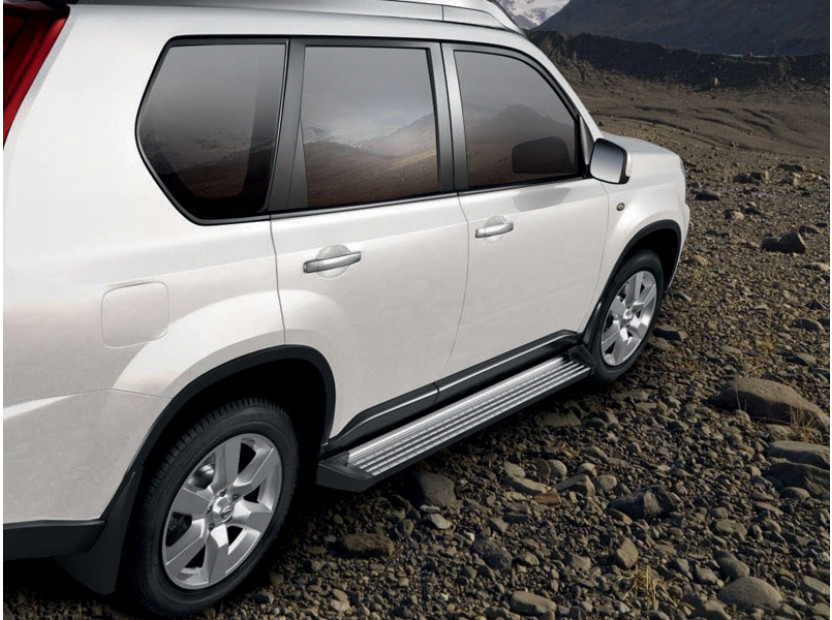 Степенки за джип Nissan X-trail 2007-2012 6