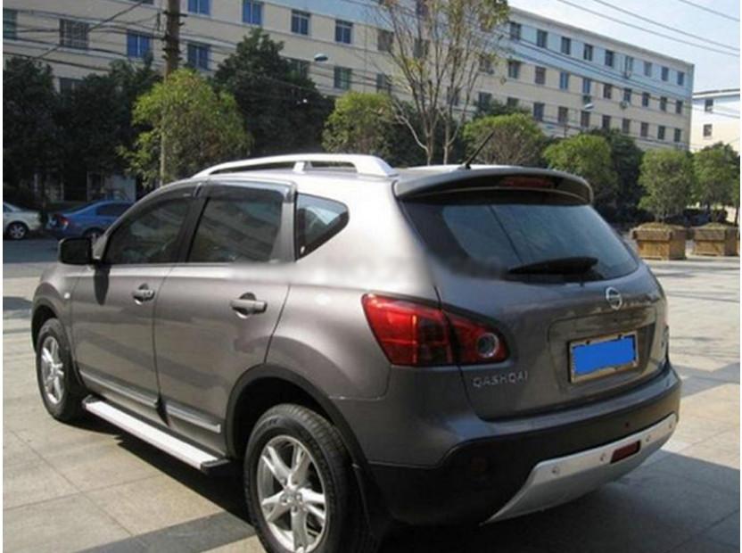 Степенки за джип Nissan Qashqai 2007-2012 4