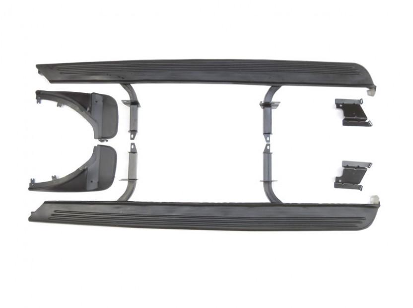 Степенки за джип Range Rover Vogue 2002-2012