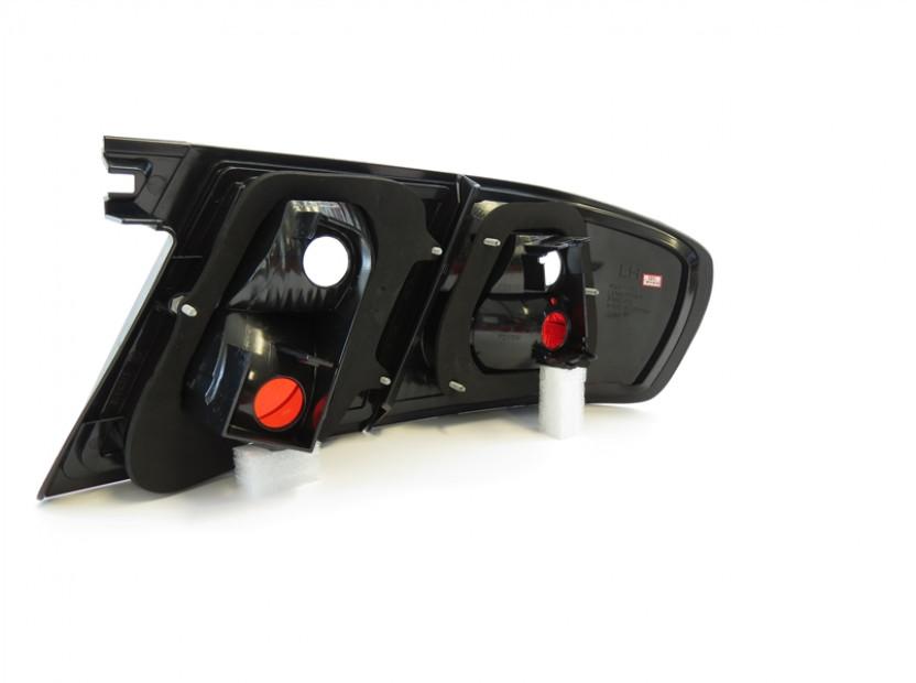 Комплект тунинг стопове за Nissan Primera P11/W11 1996-1999 5 врати с черна основа , ляв и десен 3