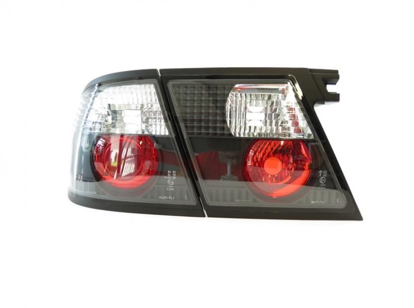 Комплект тунинг стопове за Nissan Primera P11, W11 1996-1999 5 врати с черна основа, ляв и десен 2