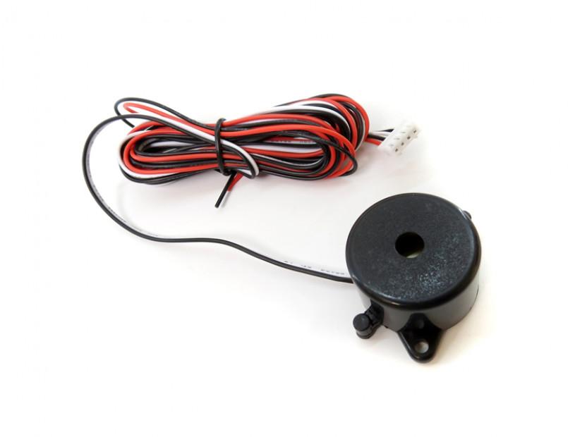 Парктроник система със звукова сигнализация RD-008 с 2 черни датчика 9