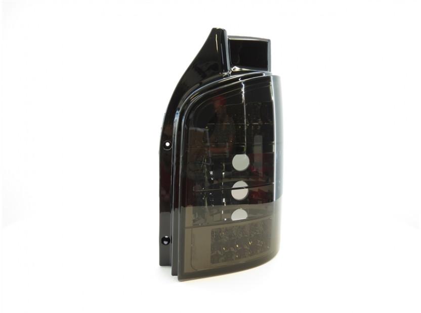 Комплект тунинг LED стопове за VW T5/Multivan/Caravelle 2003-2010 - опушени , ляв и десен 2