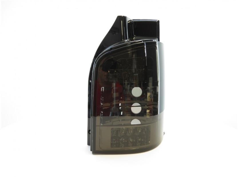 Комплект тунинг LED стопове за VW T5/Multivan/Caravelle 2003-2010 - опушени , ляв и десен