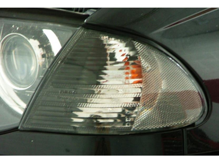 Тунинг мигачи за BMW серия 3 E46 1998-2001 седан/комби опушени 6