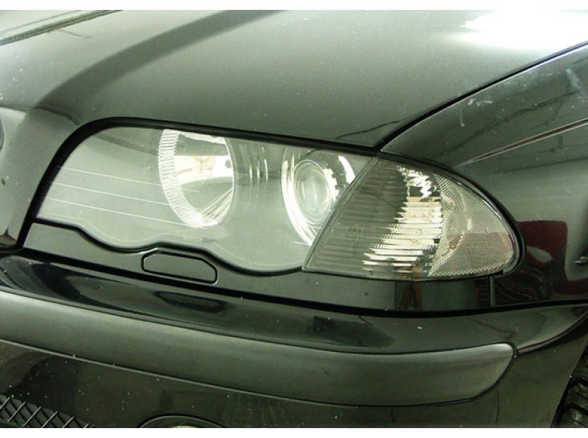 Тунинг мигачи за BMW серия 3 E46 1998-2001 седан/комби опушени 5