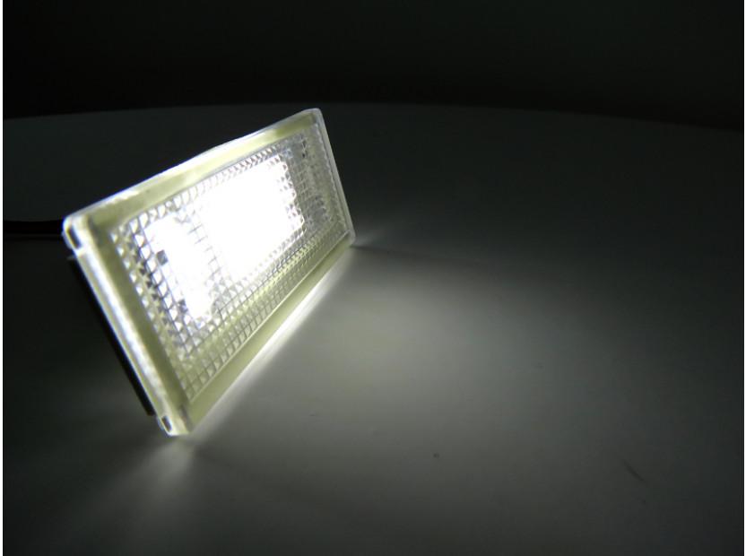 Комплект LED плафони за регистрационен номер за Mini Cooper R50,R52,R53, ляв и десен 5