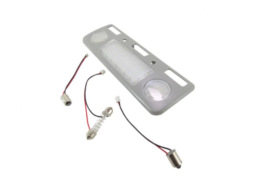 LED плафон за интериорно осветление за BMW серия 5 E39 1995-2004 3
