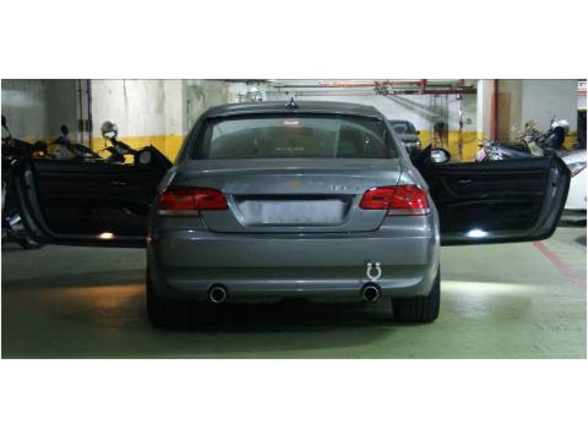 Комплект LED плафони за осветление под вратите за BMW серия 5 E39 1995-2003,X5 E53 1999-2006,Z8 E52 2000-2003, ляв и десен 7