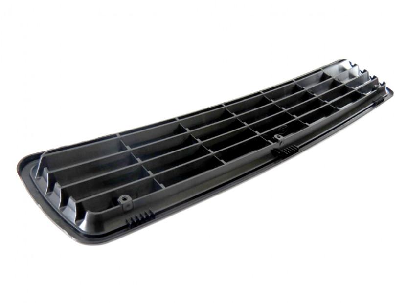 Черна решетка без емблема за Audi 80 1991-1994 5