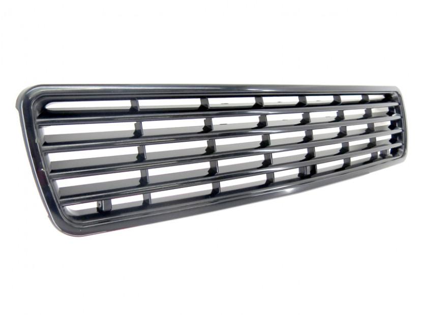 Черна решетка без емблема за Audi 80 1991-1994 3