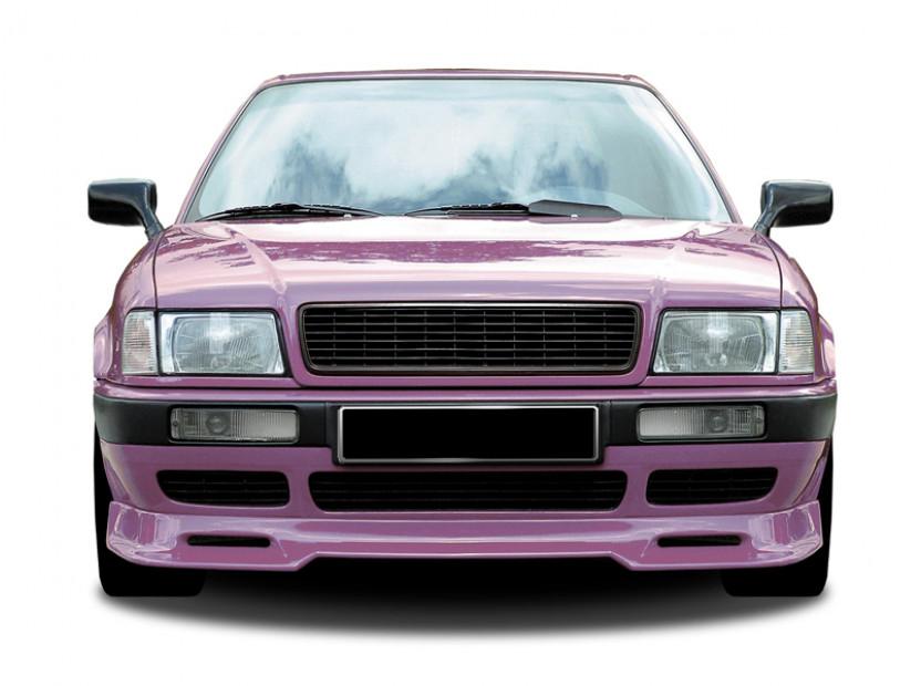 Черна решетка без емблема за Audi 80 1991-1994 9