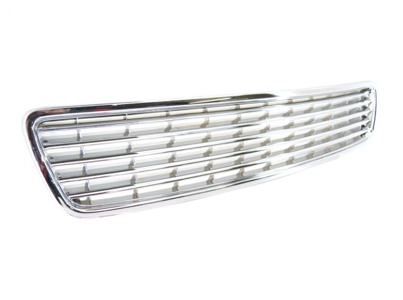 Хром решетка без емблема за Audi A4 1994-2000 6