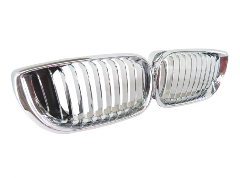 Бъбреци хром за BMW серия 3 E46 седан/комби 2001-2005 2
