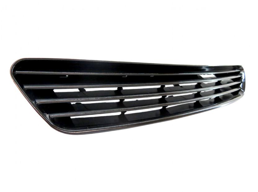 Черна решетка без емблема за Opel Astra G 1997-2004 3