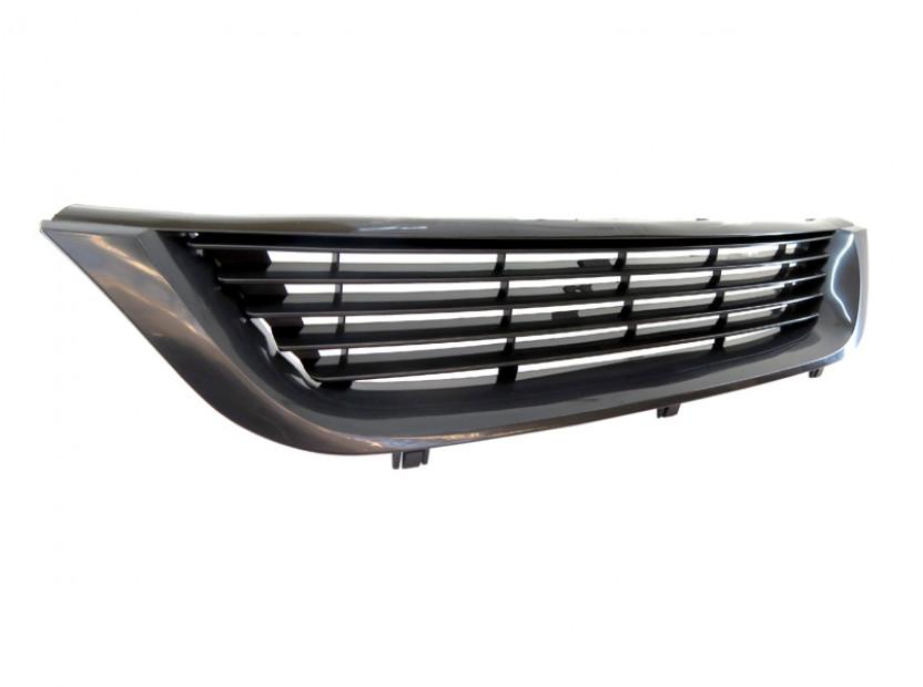 Черна решетка без емблема за Opel Vectra B 1995-2003 3