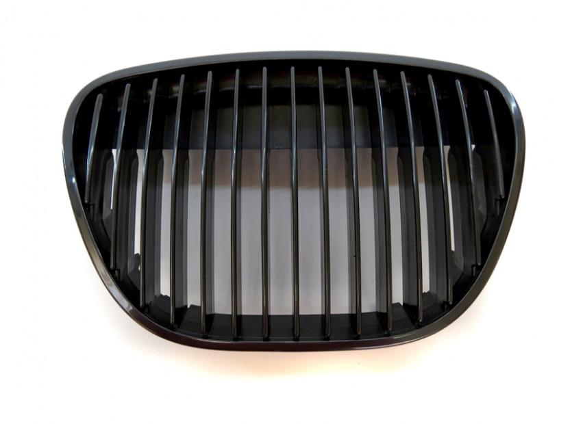 Черна решетка без емблема за Seat Ibiza 2002-2008