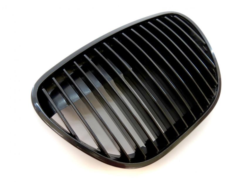 Черна решетка без емблема за Seat Ibiza 2002-2008 3