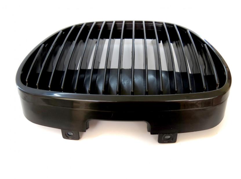 Черна решетка без емблема за Seat Ibiza 2002-2008 4