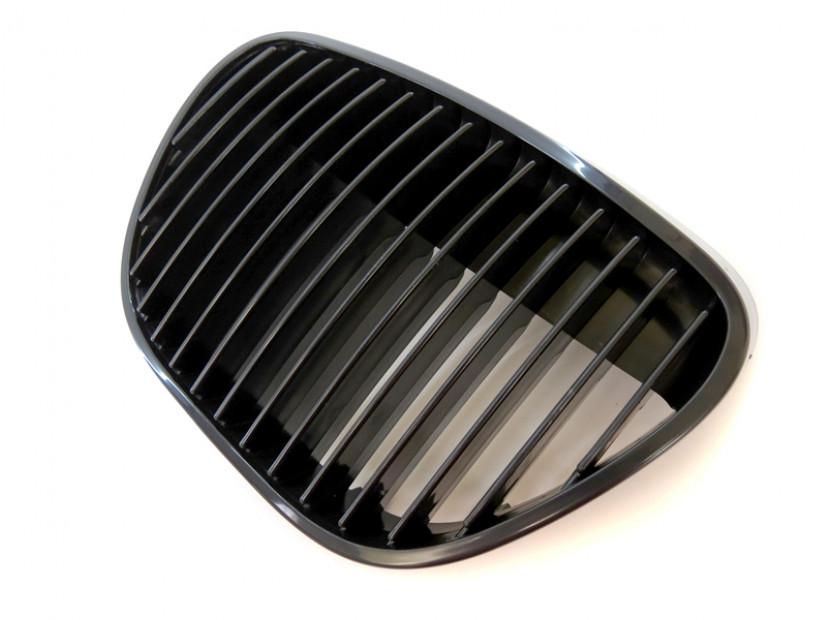 Черна решетка без емблема за Seat Ibiza 2002-2008 2