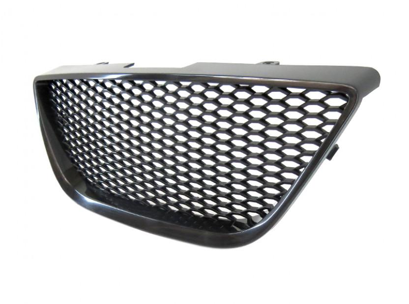 Черна решетка без емблема за Seat Ibiza 2008-2017 2