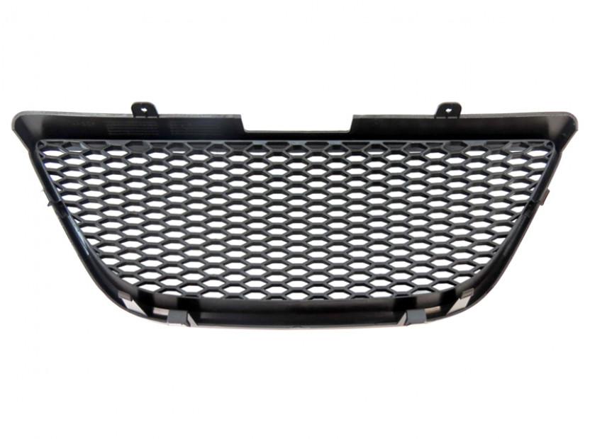 Черна решетка без емблема за Seat Ibiza 2008-2017 7
