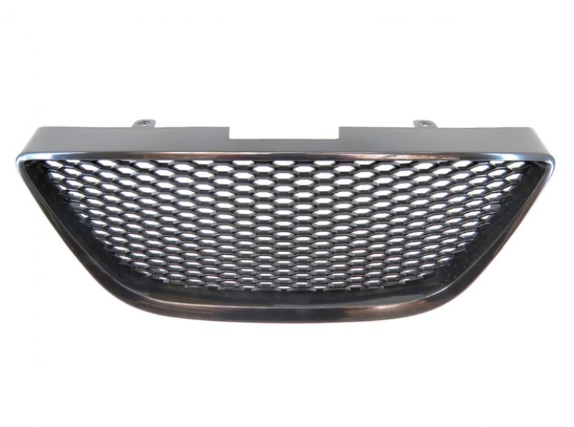Черна решетка без емблема за Seat Ibiza 2008-2017 4