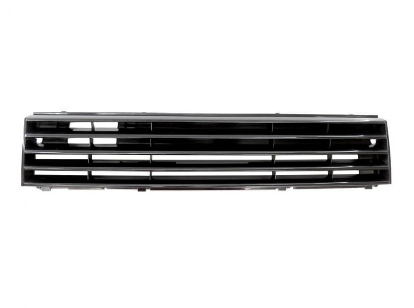 Черна решетка без емблема за VW Polo 1990-1994