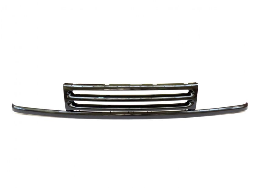 Черна решетка без емблема за VW Vento 1992-1998