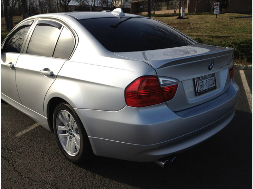Спойлер за багажник тип М tech за BMW серия 3 Е90 2005-2011 5