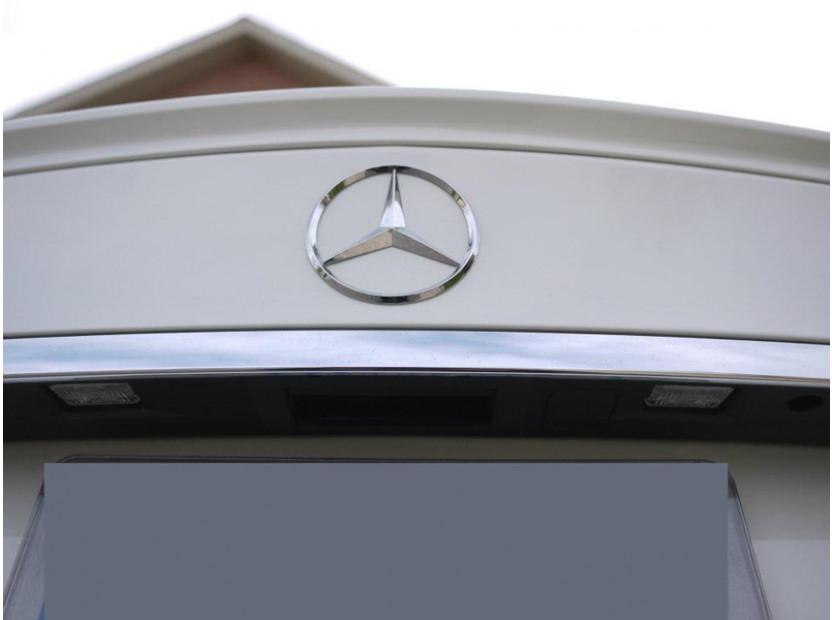 Спойлер за багажник тип AMG за Mercedes C класа W204 2007-2011 11