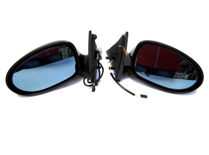 Сгъваеми тунинг странични огледала за BMW серия 3 E46 седан/комби 1998-2005 11