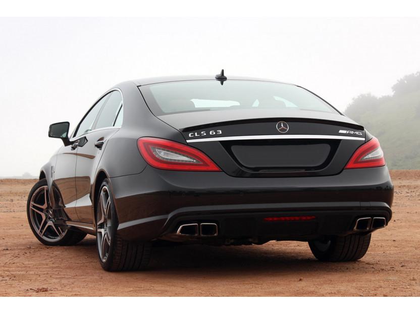 Накрайници тип E63 за Mercedes E класа W212 след 2009 година/CLS C218 след 2011 година/S класа W221 2005-2013 6