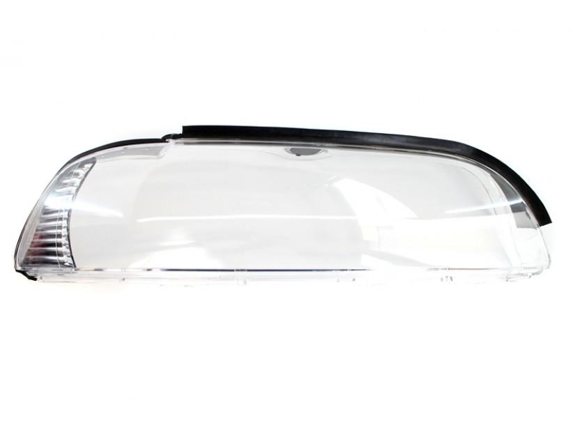 Дясно стъкло за фар за BMW серия 5 E39 2000-2003