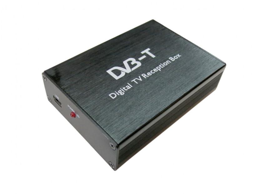 Цифров декодер DVB-T MPEG-4 за мултимедийна система Hualingan HL 8786/ HL 8788 5