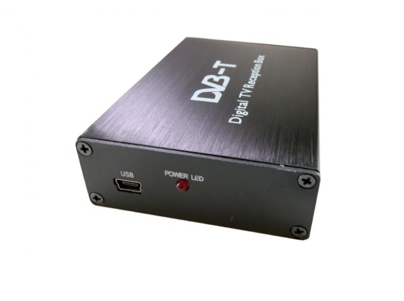 Цифров декодер DVB-T MPEG-4 за мултимедийна система Hualingan HL 8786/ HL 8788 7