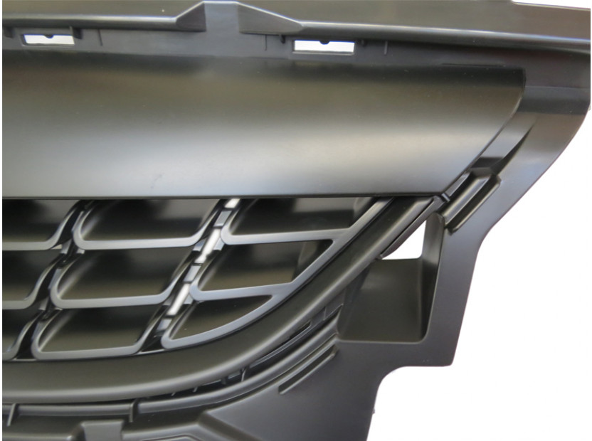 Черна решетка без емблема за Opel Astra J 2009-2012 5