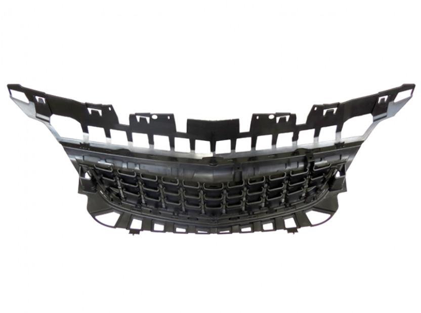 Черна решетка без емблема за Opel Astra J 2009-2012 6