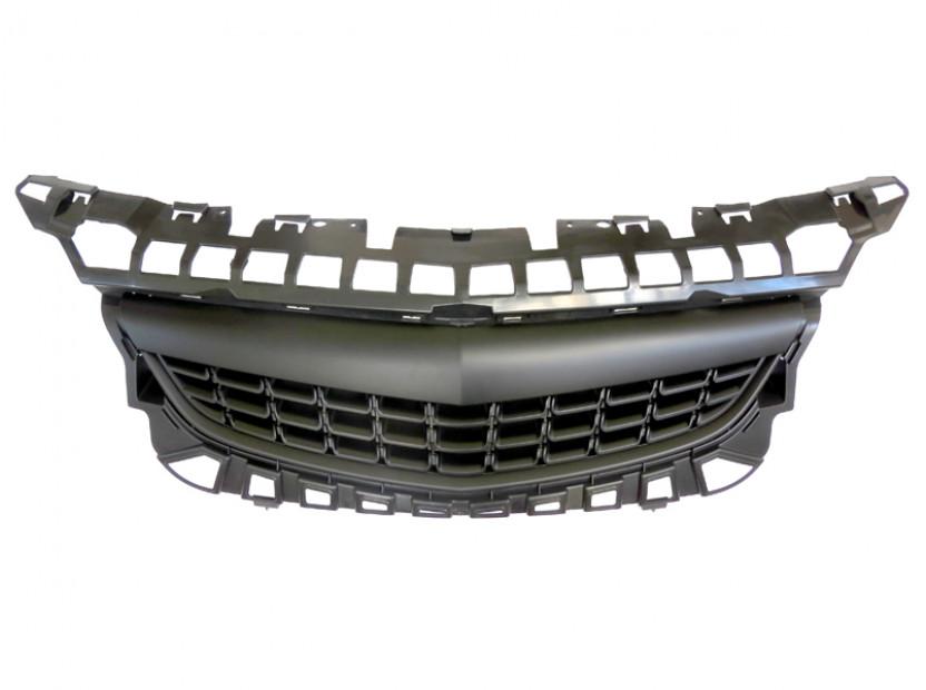 Черна решетка без емблема за Opel Astra J 2009-2012
