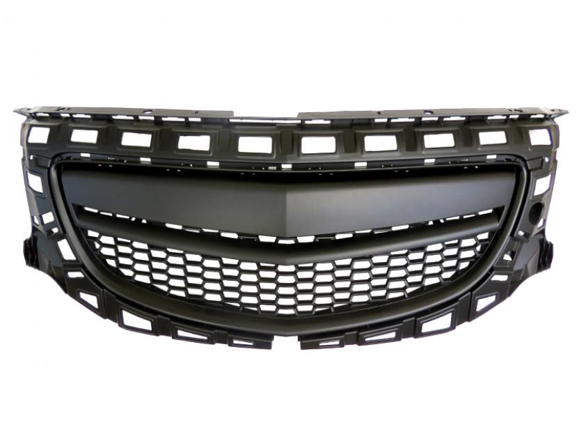 Черна решетка без емблема за Opel Insignia 2008-2013