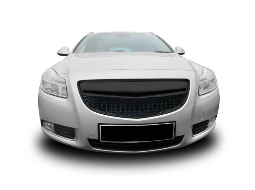 Черна решетка без емблема за Opel Insignia 2008-2013 8